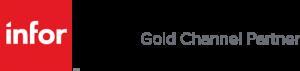 Infor Gold Partner Logo