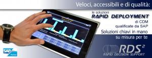 Rapid Deployment Solutions di CDM