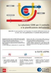 Brochure CDM Infor d/epm